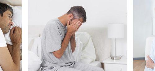 The symptoms of testosterone deficiency